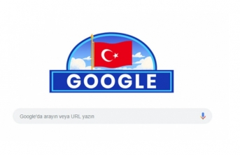 Google'dan Cumhuriyet Bayramı'na özel