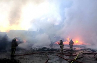 İBB'den İstanbul'daki büyük yangınla ilgili açıklama