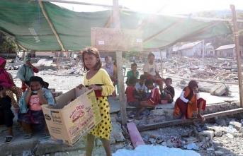 İHH'dan Endonezya'ya destek