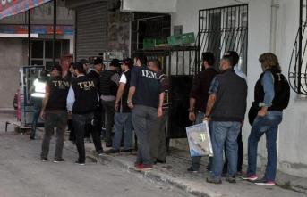 İzmir'de terör operasyonu: 22 gözaltı