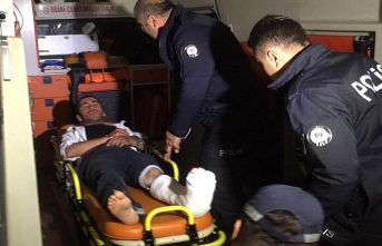 Kadıköy'de bıçaklı saldırgan dehşet saçtı