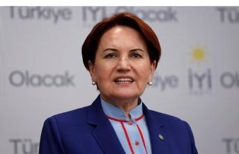 Meral Akşener: Allah'ın laneti PKK'nın üzerine olsun
