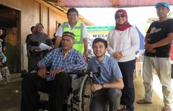 TİKA'dan Filipinlilere anlamı destek