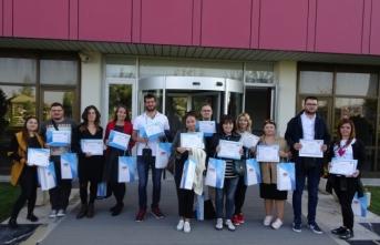 TİKA'dan Hırvatistan'a medya desteği