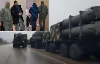 12 asker tutuklandı... Rusya yığınak yapıyor