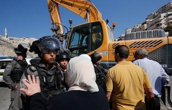 AB'den İsrail'in yerleşim birimleri politikasına tepki