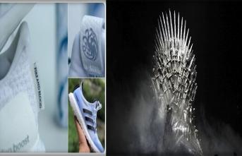 Adidas, Game of Thrones ayakkabıları üretti