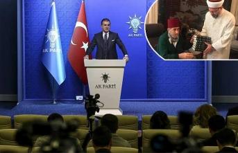 AK Parti'den Diyanet İşleri Başkanı ile ilgili flaş açıklama