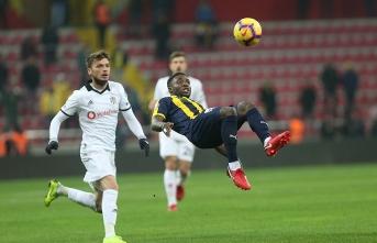 Ankaragücü 1 - 4 Beşiktaş | Beşiktaş'ta gençlik ateşi
