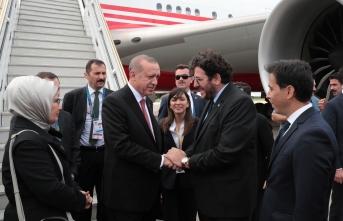 Başkan Erdoğan Arjantin'de