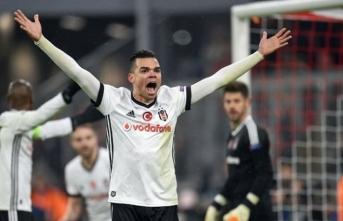 Beşiktaş'te Pepe krizi... TFF'ye başvurdu
