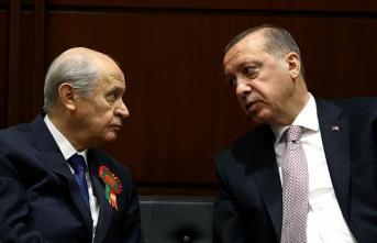 Erdoğan-Bahçeli görüşmesi için AK Parti'den flaş açıklama
