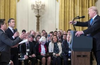 Beyaz Saray, basın toplantılarında yeni yöntem
