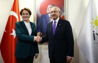 CHP-İYİ Parti ittifak yapacak mı? Açıklama geldi