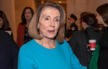 Başkan Donald Trump'tan Pelosi'ye destek