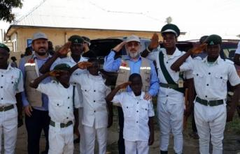 DERSİAD Nijerya'da