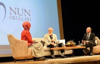 Dünyaca ünlü müzisyen Yusuf İslam NUN okullarında