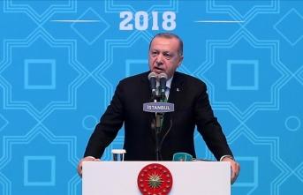 Erdoğan'dan Diyanet İşleri Başkanı'nın Kadir Mısıroğlu ziyareti için ilk açıklama