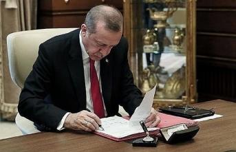 Erdoğan imzaladı... İşte o kadrolar