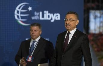Fuat Oktay açıkladı... Türkiye konferansı terk etti!