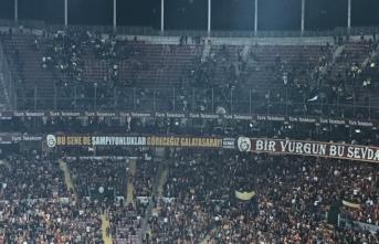 Galatasaray-Fenerbahçe derbisinde üzücü olay