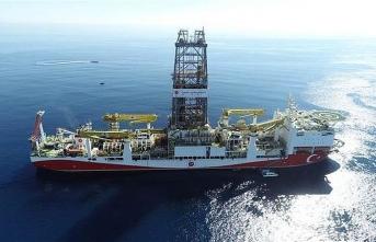 İkinci sondaj gemisi Karadeniz'e
