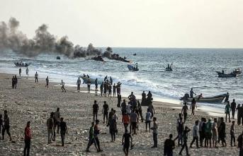 İsrail saldırısı: 8 Filistinli yaralandı