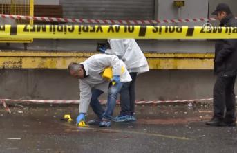 İstanbul'da AVM otoparkında cinayet
