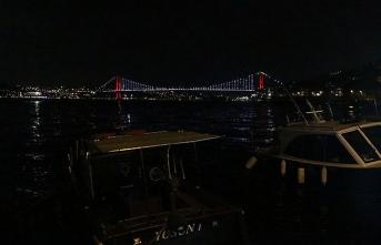 İstanbul Boğazı'na 3 saatlik Orkoz molası