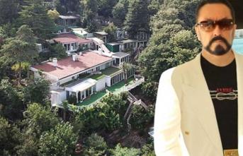 İşte Adnan Oktar'ın villasının son hali