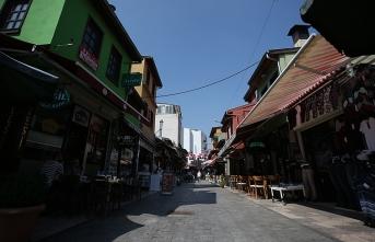 Bursa'da 'Döner Kebap'ın doğduğu yer: Kayhan Çarşısı