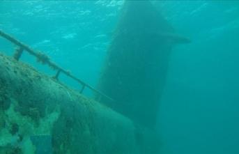 Kayıp denizaltı 1 yıl sonra bu halde bulundu