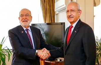 Kılıçdaroğlu, Saadet Partisi'ne gidiyor