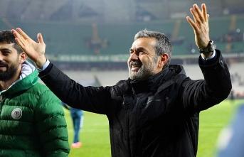 Konyaspor'da Aykut Kocaman farkı