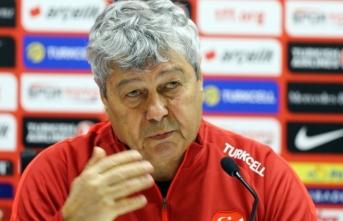 Lucescu'nun basın toplantısında ilginç olay...