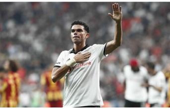 Masal bitiyor... Pepe'de ayrılık çok yakın