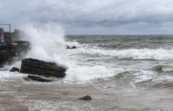 Meteoroloji'den Marmara için fırtına uyarısı, saat verdi