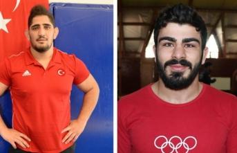 Genç Milli güreşçilerden 2 madalya geldi