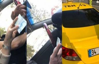 O taksici için istenen ceza belli oldu