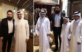 Payitaht'ın yıldızı Katar'da hayranlarıyla buluştu