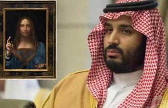 Prensin 450 milyonluk tablosu kayıp