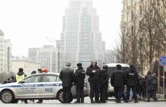 Rusya'da bomba alarmı! AVM'ler boşaltıldı