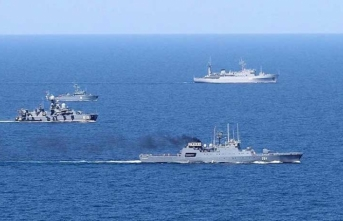 'Rusya karadaki savaşı denize taşıyor'