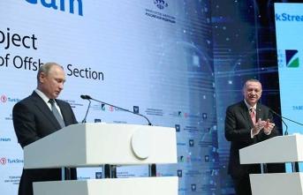 Putin açıkladı: İşte dev projenin isim babası