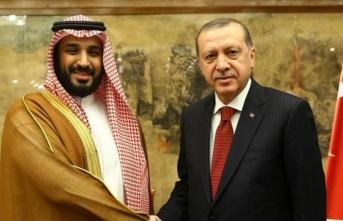 Erdoğan G-20'de Prens Selman ile görüşmeyecek