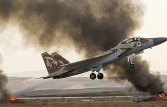 Suriye 'İsrail uçağı vurduk' dedi... İsrail'den yanıt geldi