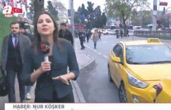 Taksiciden turist kılığındaki muhabire ahlaksız teklif