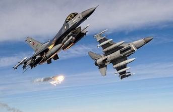 TSK Irak'ın kuzeyini vurdu