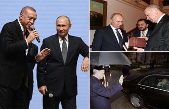 TürkAkım töreni Rus basınında