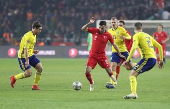 Türkiye'nin C Ligi'ndeki rakipleri belli oldu